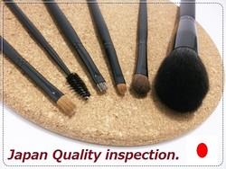 High quality eyebrow cosmetics brush made in China