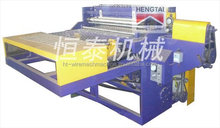 Top Quality best price Breed Aquatics Row Wire Mesh welding Machine manufacturer
