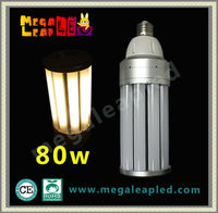 best price high brightness e40 led corn light bulb 80w aluminum best heat sinking
