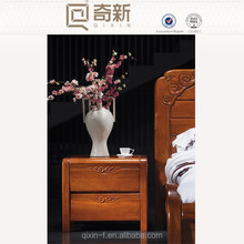 Solid wood furniture Middle east style wooden night stand