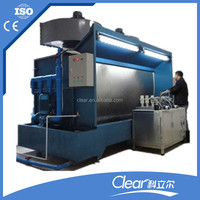 Water Curtain Spray Booth/Open Face Paint Booth used for wood, furniture, metal coating