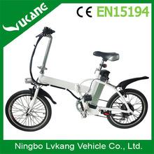 36V 10Ah Lithium Battery Folding Bike Electric