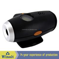 Portable Mini HD Camera Sport Action Camcorder 360 Degree Rotation Helmet Digital Camera DV-HC2