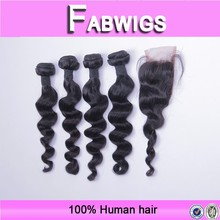2015 alibaba china 6a new hot sale fast delivery loose wave lace closure with 14 16 20 28 30 inch human hair weave extension