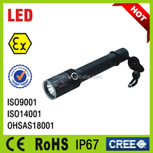 explosion proof led torch / fire proof torch / fire fighting torch