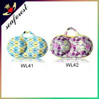 2015 EVA Bra protection bag,EVA bra travel bag,bra shaped bag