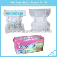 New Design Sleepy Baby Diaper Hot Sale Soft Disposable Baby Diaper In Bales