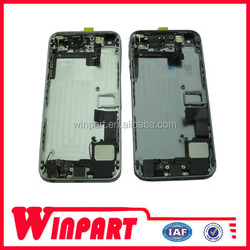 Best quality replacement parts for iphone 5 back cover housing