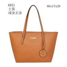 fashion designer brand name handbags, smooth leather with buff leather women bags, Small Jet Set Saffiano Travel Tote