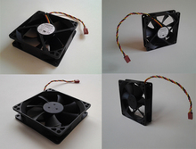 92x92x25mm 12v computer case fan foxconn dc brushless fan PV902512L
