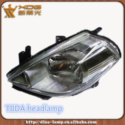 Head Lamp Tiida 05 06 07 Factor Direct Sale Left & Right Headlight Assembly Auto Parts & Car Spare Parts