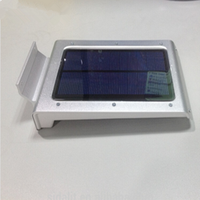 Rechargeable Solar Energy Brighten Wall Mounted Outdoor Solar Lights
