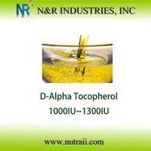 Natural vitamina e óleo d alpha tocoferol 1000IU-1300IU