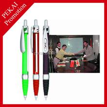 2015 Promotional banner biro pen for advertising gift