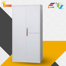 High Quality and Factory Price KD double door metal simple steel cupboard design