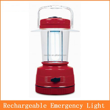 Rechargeable Solar Camping Lantern with 12V Car Charger