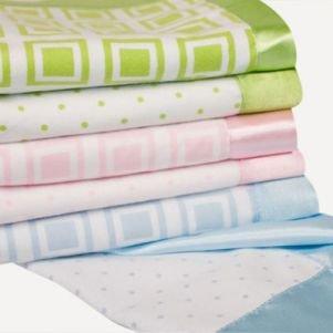 Venta caliente de los impresos de franela, Tela de algodón, Franela plumeros, Mantas de bebé
