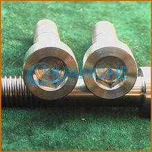 alibaba china profile buttonhead titanium 38 hub bolts