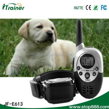 pet training products Control Bark Pet Training Collar E-613 Remote Control Training Collar