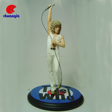 Handmade Resin Model,Resin Famous Musician Characters Statue