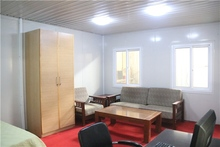 modern design customfoldable modular home construction financing