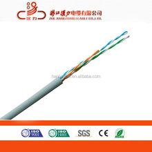4pr 24awg utp cat5e lan cable provided free samples