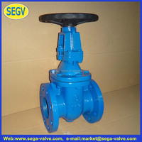 automatic air vent heating jis 10k cast iron gate valve