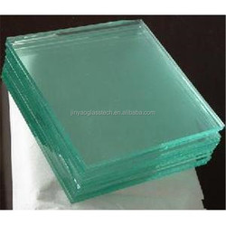 goldenshine 1.0mm/1.1mm/1.2mm/2.0mm-6.0mm Standard Clear Sheet/Float Panels Glass Cut Size