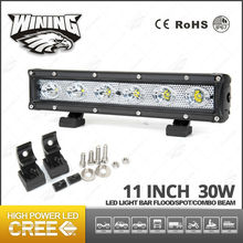 Low Price 30W 11Inch Led Driving Light for Car Parts Exterior Accessories