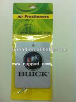 2013 new Auto Paper hanging airfreshener,Car Detergent
