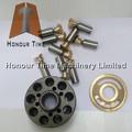 Piezas hidráulicas K7V63 / K7V63DTP112 pistón de zapatos bloque de cilindros y placa para piezas de la bomba hidráulica