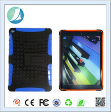 Tablet Rugged Dustproof 2 i n 1 Case For ipad air 2