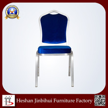Stacking Aluminum noble house dining chair