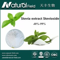 Flavour enhancer stevia leaves extract stevioside