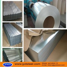 galvanized corrugated zinc roofing sheets hs code/steel sheet hs code