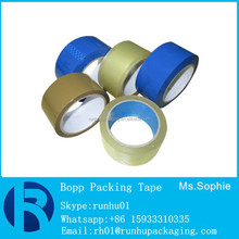 delivery packing tape/differences packing tape/dispenser packing tape