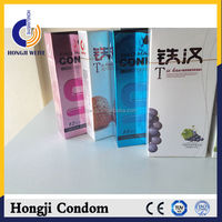 good flavour sexy condom dotted condom manufacturer china