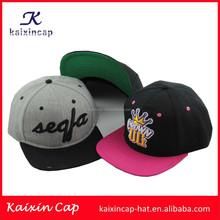 Custom Snapback Hats/Caps High Quality Hats Wholesale Embroidery Caps