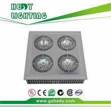 high power pole mounted led flood lights 320w for stadium court
