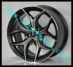 Gray Froged aluminum alloy wheel rim 18*7.5