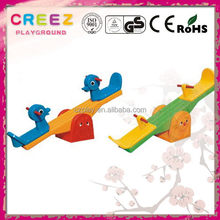 Super quality exported cheap children seesaw