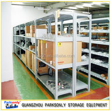 2015 best selling industrial storage iron angle rack
