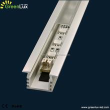 LED Rigid Bar Aluminium Profile LED Strip Bar 11mm Width 0.5M-3M 6063 Aluminum LED Profile