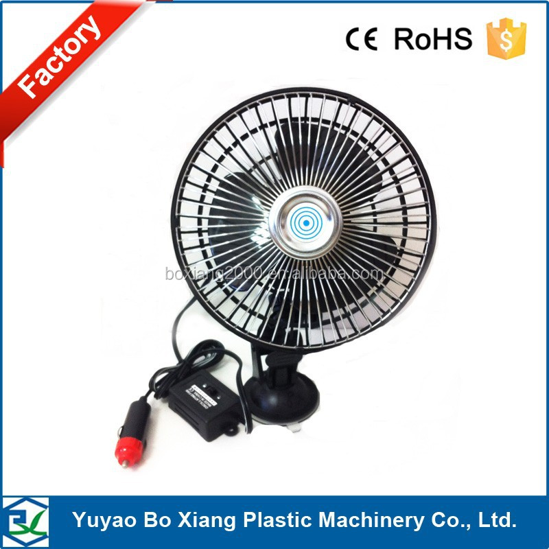 6 inch plastic 24v dc cooling fan for car interior protable with sucker buy 6 inch plastic 24v. Black Bedroom Furniture Sets. Home Design Ideas
