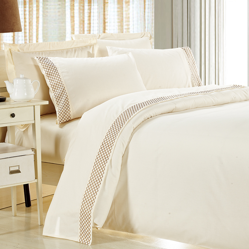 Embroidered Bed Sheets Online India