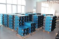 ceiling tile heat recovery ventilation for factory