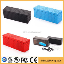 High Quality Wireless Mini Speaker Support TF FM Portable Bluetooth Speaker with Bluetooth 4.0 Version
