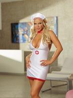 2014 Hot Popular Sexy Costumes Women Halloween Sexy Baby Nurse Costume for Women/ Ladies