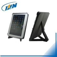 #062#Universal desktop cell phone holder tablet pc folding stand (Black)