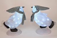 3D Acrylic figure lights bird